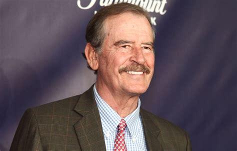Vicente Fox defiende su pensión de expresidente ...