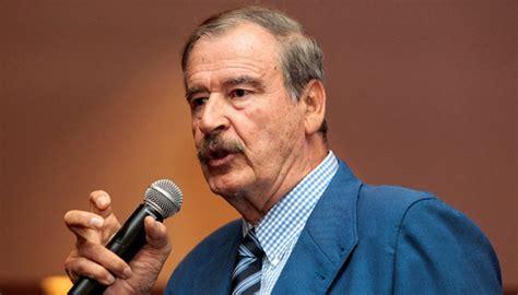 Vicente Fox dispuesto a ceder su pensión | Fernanda Familiar