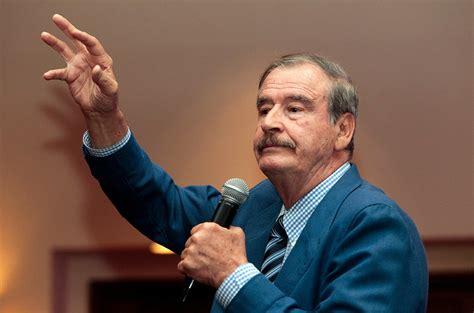 Vicente Fox, el ex presidente que no paga impuestos ...