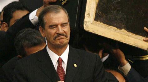 Vicente Fox es el segundo ex presidente más alto en la ...