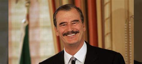 Vicente Fox está dispuesto a perder la pensión en ...