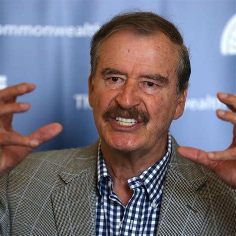 Vicente Fox no cree en el robo de medicinas contra el ...