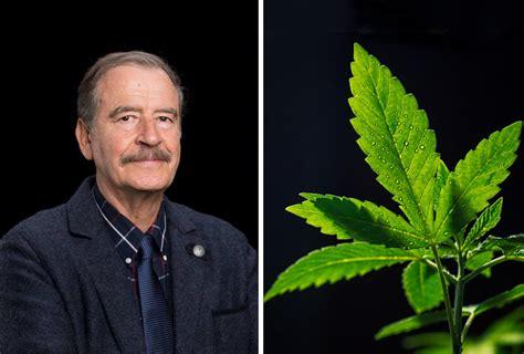 """Vicente Fox quiere quitarle la """"maravillosa"""" marihuana a ..."""