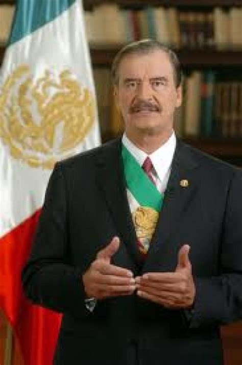 Vicente Fox thinks he is the best President Mexico has ...
