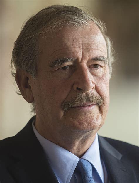 Vicente Fox   Wikipedia, la enciclopedia libre