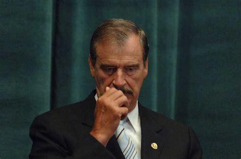 Vicente Fox y su hijo, en la mira por evasión fiscal ...