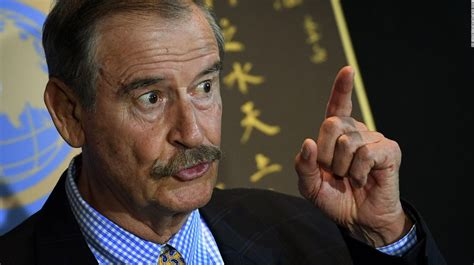 Vicente Fox y sus frases MACHISTAS; lo que no sabías del ...