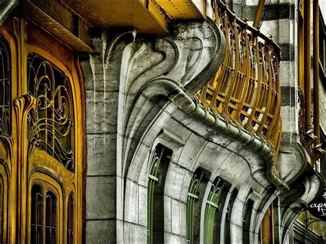 Victor Horta   Casa Solvay   Art nouveau arquitectura ...