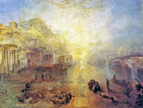 Victorian British Painting: Joseph Mallord William Turner ...