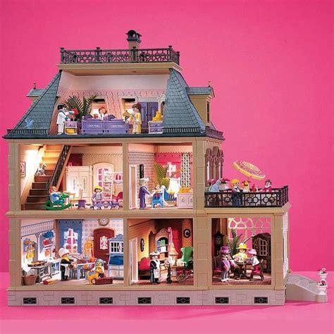 Victorian Dollhouse   #PLAYMOBIL #victorian #dollhouse ...