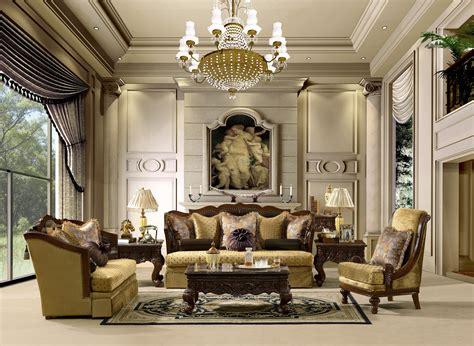 Victorian Fabric Sofa Set HD   1713   Classic Fabric Sets ...
