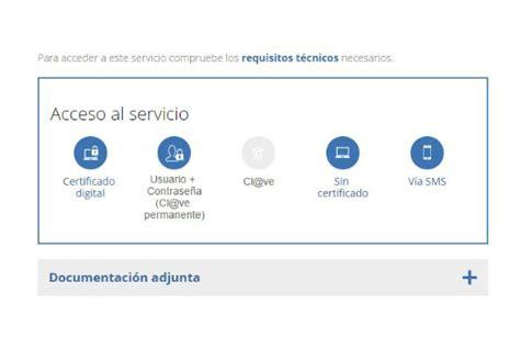 Vida laboral con certificado digital | Trámites 2019 ...