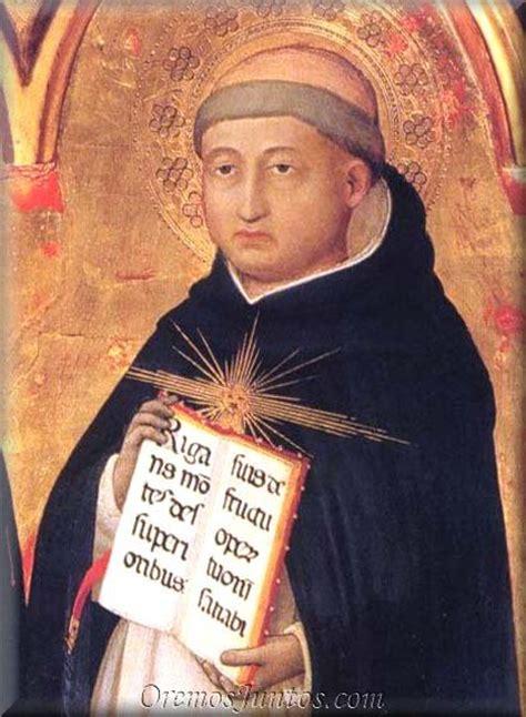 Vidas Santas: Santo Tomás de Aquino, Presbítero y Doctor ...