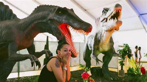 VÍDEO: Así es Dinosaurs Tour, la mayor exposición ...