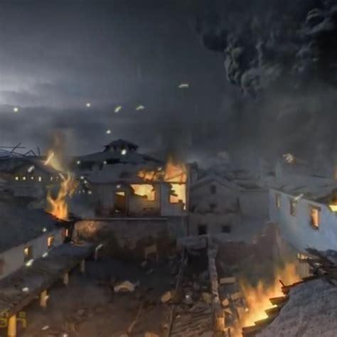 Vídeo: Así fue la catastrófica erupción del Vesubio que ...