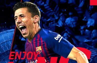 Video: Barcelona Clement Lenglet transfer announcement