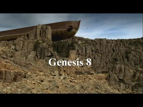 VIDEO BIBLE   GENESIS 8   LTI   Noah s Ark Aground ...