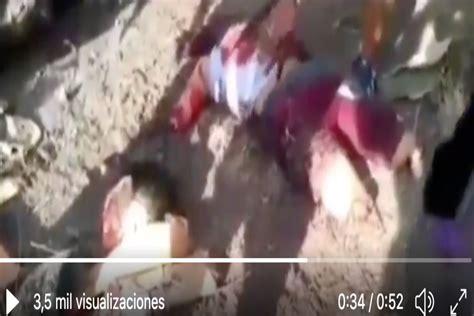 VIDEO: CJNG descuartiza viva a mujer por supuestamente ser ...