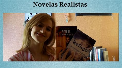 Video exprés: Mis novelas realistas   YouTube