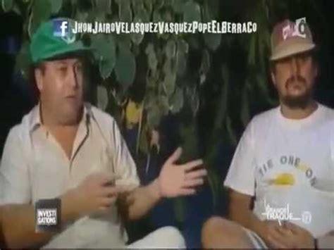 VIDEO INEDITO 1987 Pablo Escobar, Don Fabio Ocha y Jorge ...