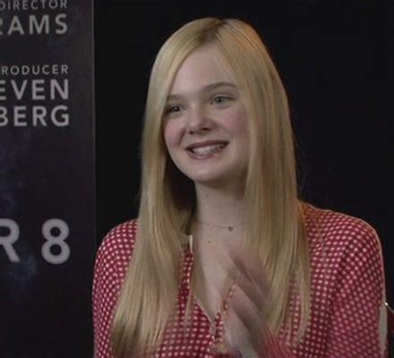 Video Interview With Elle Fanning on Super 8, Dakota ...
