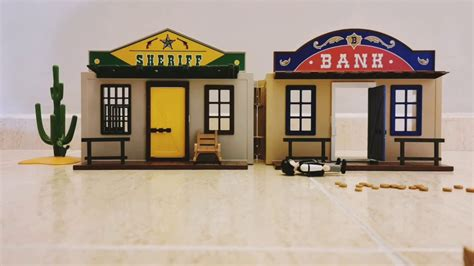 Video Oest Western Stop Motion Playmobil  2020    YouTube