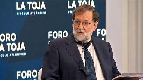 Vídeo: Rajoy confiesa que no le llegó la multa por salir ...