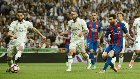 Video: Real Madrid vs. Barcelona, classic games and goals ...