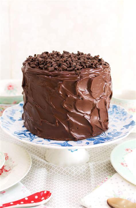 Vídeo receta en un minuto: Tarta de chocolate