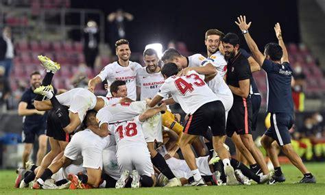 Vídeo resumen del Sevilla FC   Inter de Milán: final ...