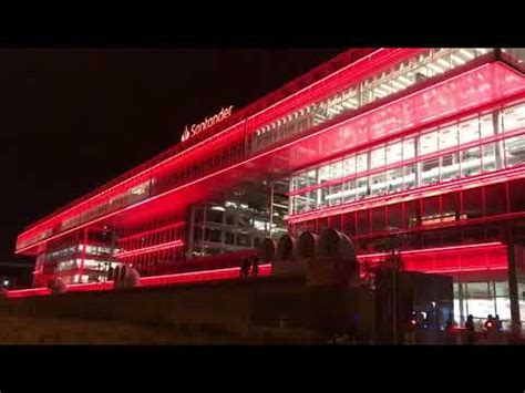 VIDEO Sede Banco Santander Madrid   YouTube