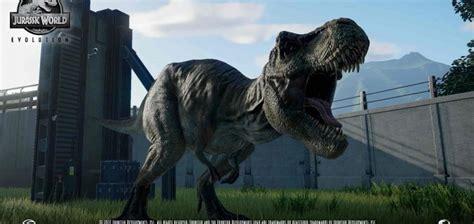 Videojuego: Jurassic World Evolution   ¡Construye tu ...