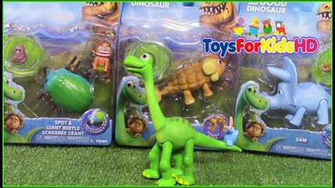 Videos de dinosaurios para niños Arlo   juguetes de UN ...