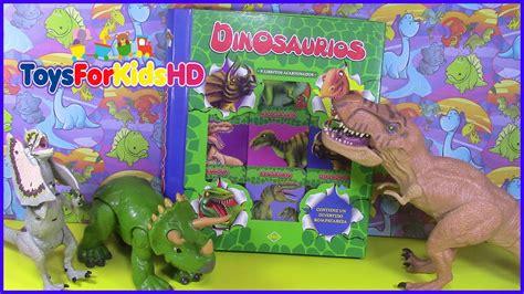 Videos de dinosaurios para niños libros de dinosaurios ...