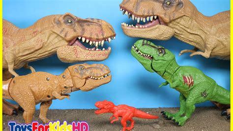 Videos de Dinosaurios para niñosJuguetes de Dinosaurios T ...