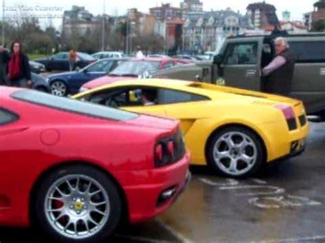 Vídeos de la Concentración de coches deportivos en ...
