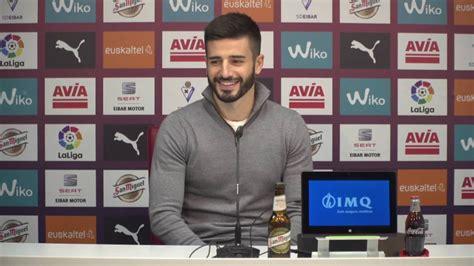 Videos   jugadores   Eibar | Fran Rico reflexiona sobre el ...