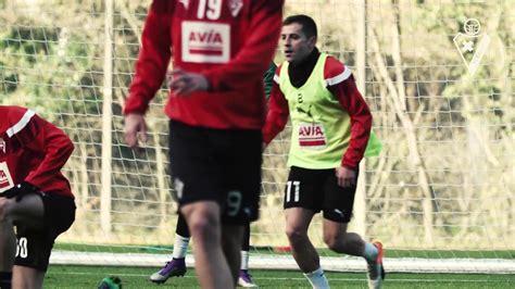 Videos   Jugadores   Eibar | Rubén Peña habla sobre el # ...