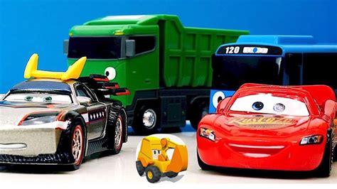 Videos para niños   Caja con coches   YouTube