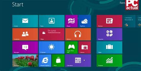 Videotruco: Personaliza la pantalla Inicio de Windows 8