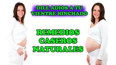 Vientre Hinchado REMEDIOS PARA BAJAR EL ESTOMAGO INFLADO Y ...