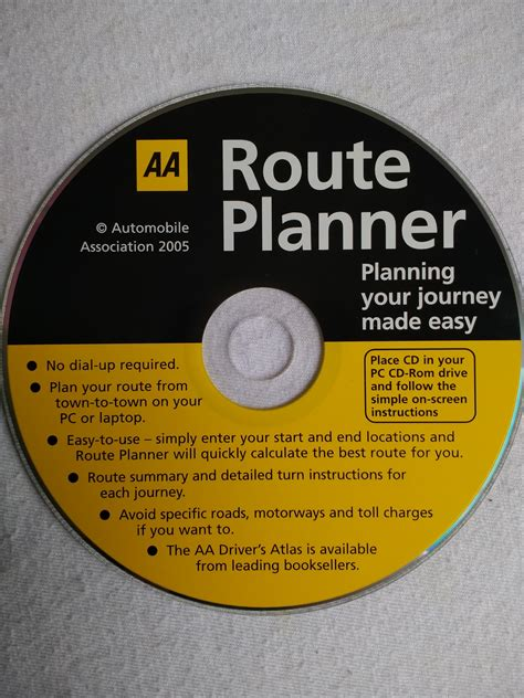 View topic   [Offer] AA Route Planner 1.1   BetaArchive