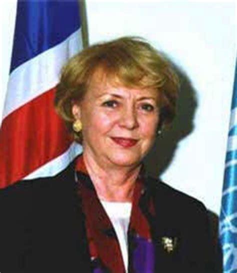 Vigdis Finnbogadottir : la première présidente élue au monde