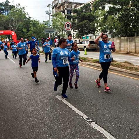 VII Carrera por el Autismo | Octubre 2019 | Guatemala.com