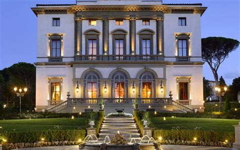 Villa Cora Hotel Review, Florence | Travel