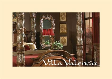 Villa Valencia Bedroom by Aico