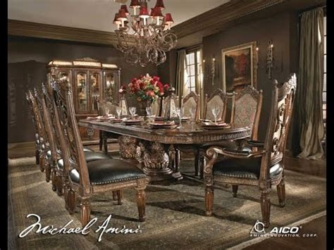 Villa Valencia Dining Room Collection by AICO Furniture ...