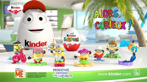 #VILLAproductions   Kinder Surprise   Minions FR   YouTube