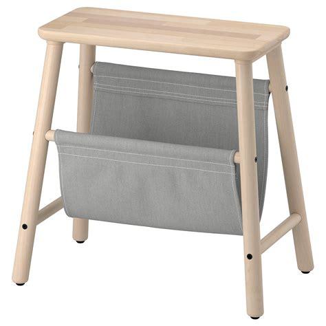VILTO Banco con almacenamiento   abedul   IKEA