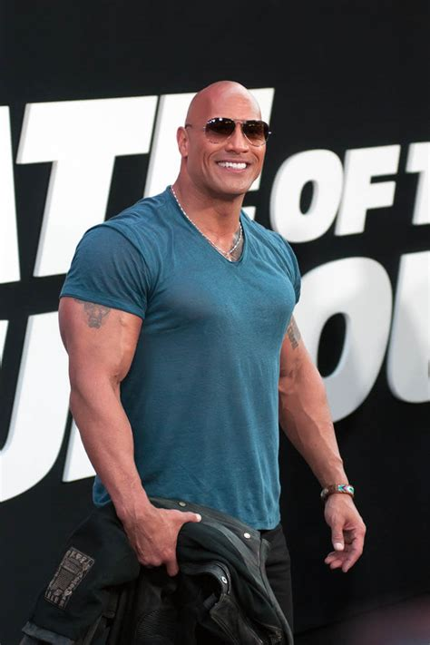 Vin Diesel and The Rock s Boy Sh t at New York Fast 8 ...